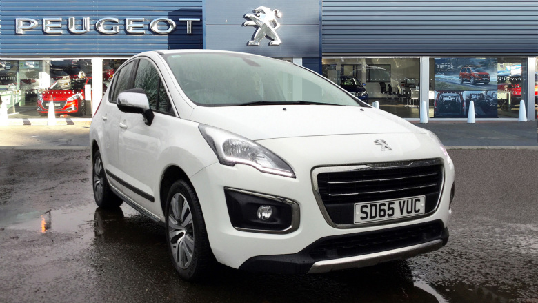 Peugeot 3008 1.6 BlueHDi 120 Active 5dr EAT6 Diesel Estate
